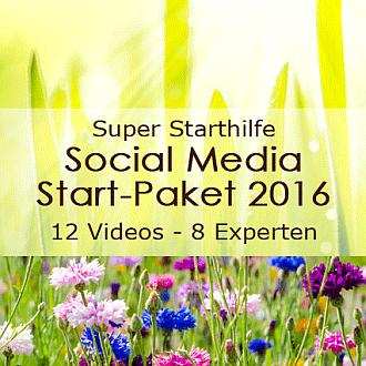 Social Media Starter 2016