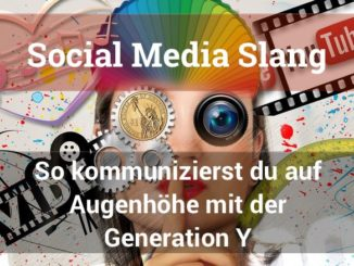 Social Media Slang der Generation Y