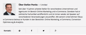 Autoreninformation auf online-erfolgreicher.de