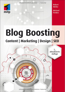 Blog Boosting von Robert Weller Michael Firnkes