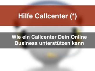 Hilfe Callcenter