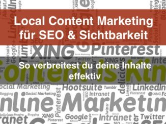 Local Content Marketing