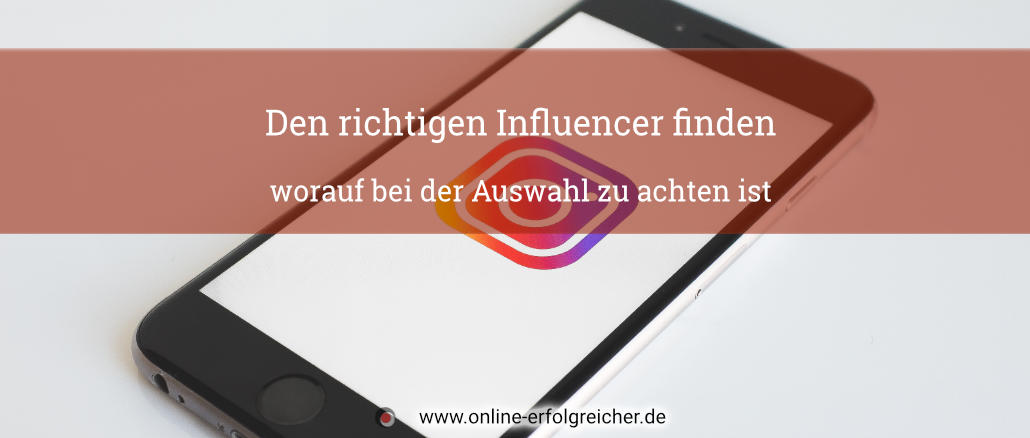 Influencer Marketing Instagram Logo