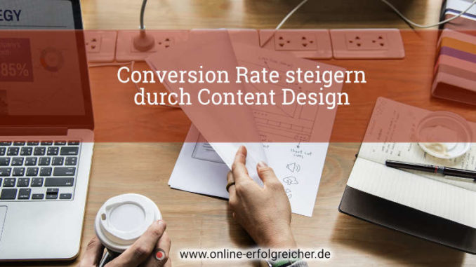 Conversion Rate steigern